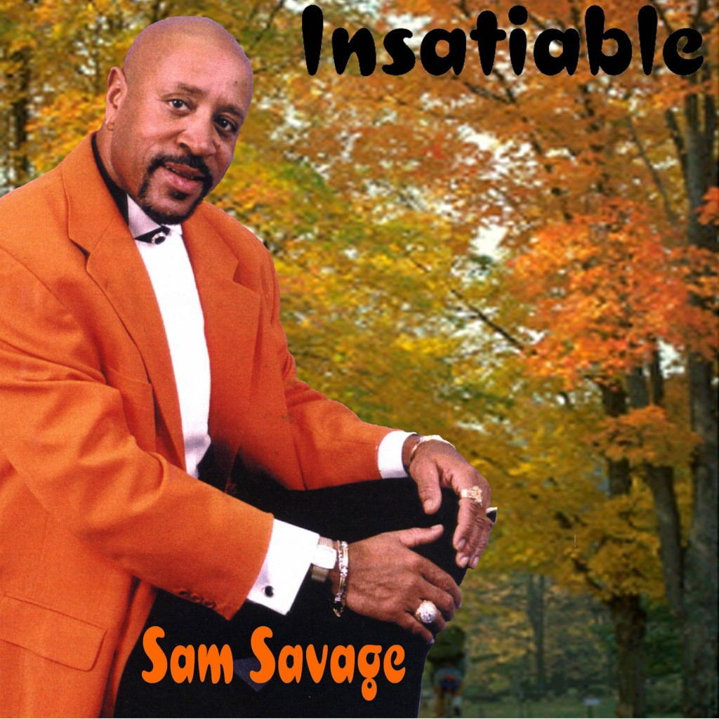 Insatiable CD